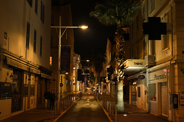 France「Cannes Under Coronavirus Curfew」:写真・画像(10)[壁紙.com]