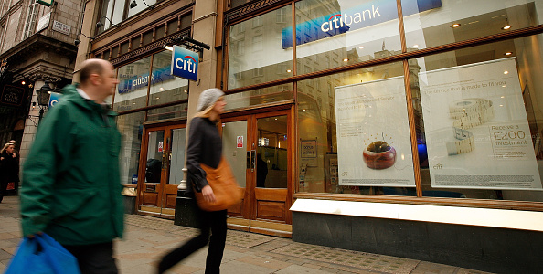 City Street「Fears Grow For Future Of Citigroup」:写真・画像(15)[壁紙.com]