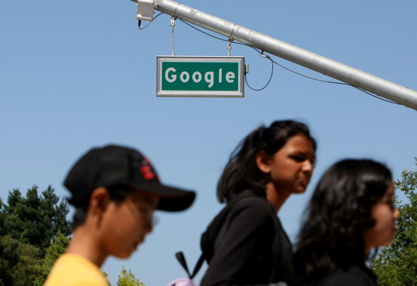 Silicon Valley「Google Expected To Announce Increase In Quarterly Profits」:写真・画像(3)[壁紙.com]