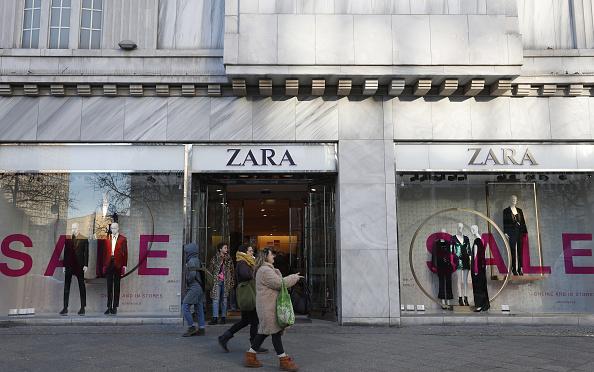 ブランド Zara「Retailers Offer Post-Christmas Sales」:写真・画像(16)[壁紙.com]
