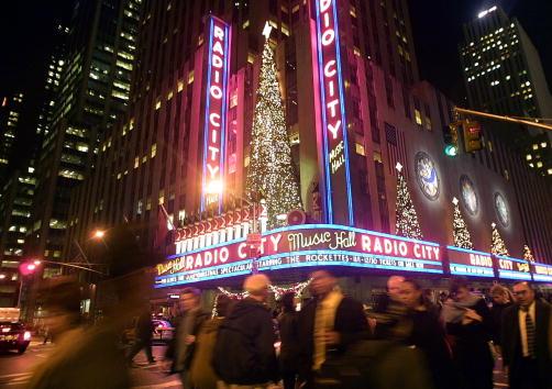 Radio City Music Hall「Christmas in New York」:写真・画像(16)[壁紙.com]