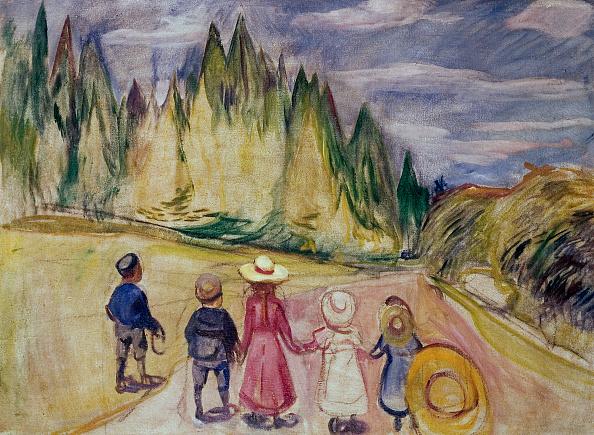 Fairy Tale「The Fairytale Forest Artist: Munch」:写真・画像(1)[壁紙.com]