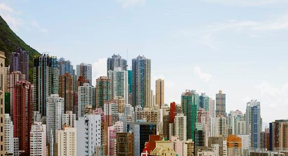 Heilongjiang Province「Harbin cityscape」:スマホ壁紙(10)