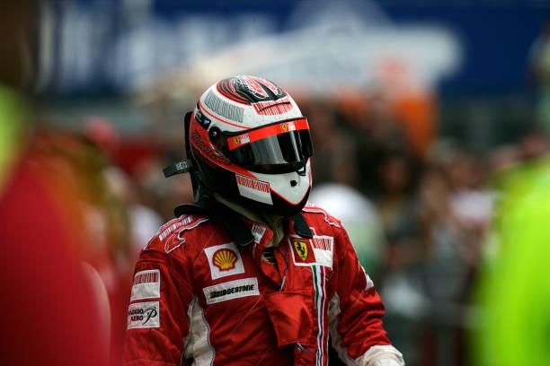 Kimi Räikkönen「Kimi Raikkonen, Grand Prix Of France」:写真・画像(12)[壁紙.com]