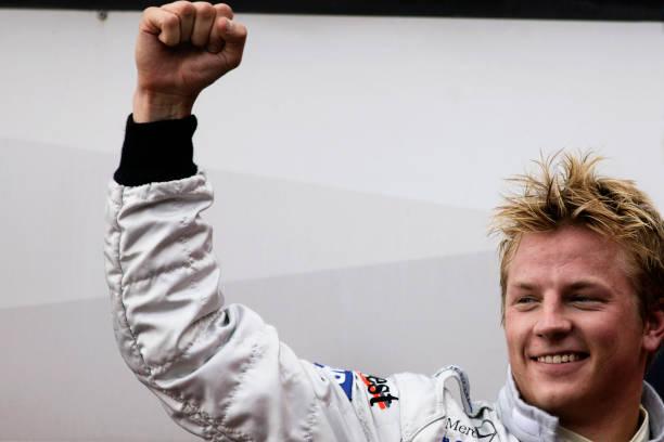 Kimi Räikkönen「Kimi Raikkonen, Grand Prix Of Belgium」:写真・画像(8)[壁紙.com]