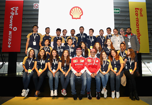 Event「Shell at the F1 Grand Prix of Mexico」:写真・画像(16)[壁紙.com]