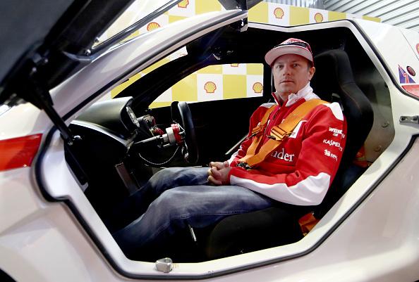 Kimi Räikkönen「Shell at the F1 Grand Prix of Mexico」:写真・画像(11)[壁紙.com]