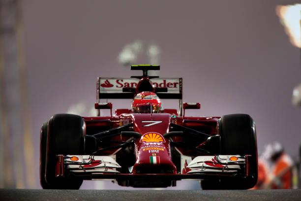 Kimi Räikkönen「Kimi Raikkonen, Grand Prix Of Abu Dhabi」:写真・画像(2)[壁紙.com]