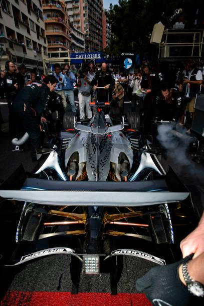 Kimi Räikkönen「Kimi Raikkonen, Grand Prix Of Monaco」:写真・画像(9)[壁紙.com]