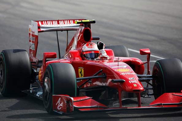 Kimi Räikkönen「Kimi Raikkonen, Grand Prix Of Belgium」:写真・画像(5)[壁紙.com]