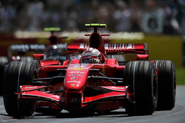 F1レース「Kimi Raikkonen, Grand Prix Of Canada」:写真・画像(17)[壁紙.com]