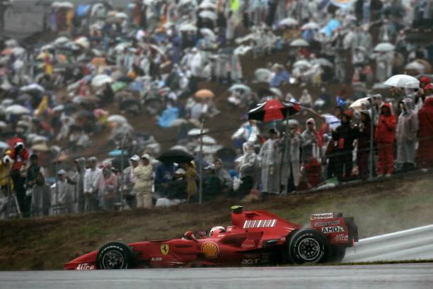 Japanese Formula One Grand Prix「Kimi Raikkonen, Grand Prix Of Japan」:写真・画像(15)[壁紙.com]