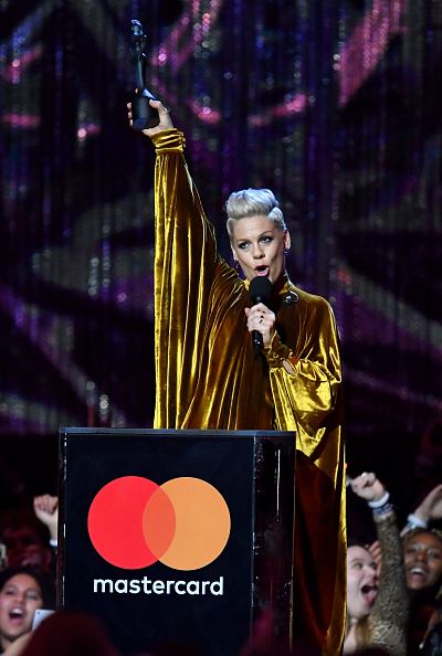 Brit Awards「The BRIT Awards 2019 - Show」:写真・画像(10)[壁紙.com]