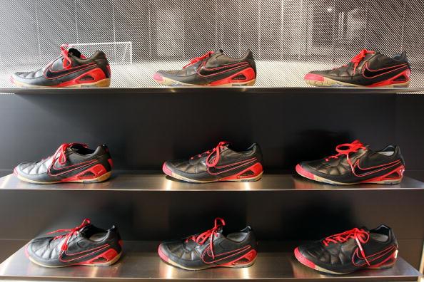 Marcus Tulio Tanaka「Nike (RED) Event at NikeTown Tokyo」:写真・画像(15)[壁紙.com]