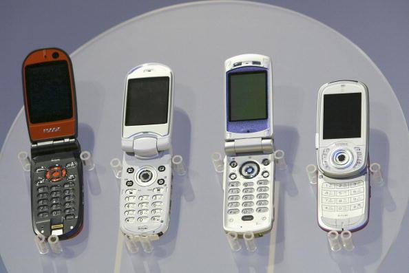 Conference Phone「NTT DoCoMo Announces Launch Of Mobile Wallet Service」:写真・画像(9)[壁紙.com]