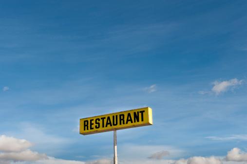 Guidance「Restaurant sign」:スマホ壁紙(1)