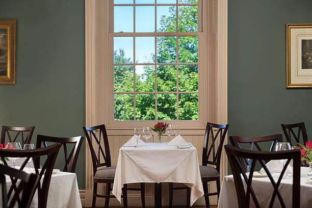Restaurant Dining Room:スマホ壁紙(壁紙.com)