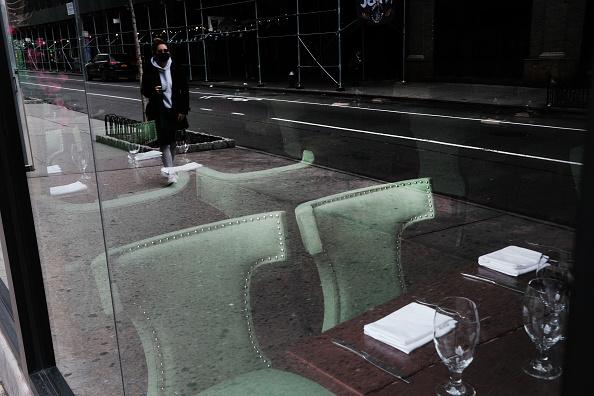 Restaurant「Businesses Close Stores Nationwide In Response To Coronavirus Pandemic」:写真・画像(18)[壁紙.com]