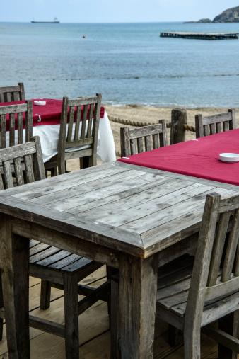 ビーチ「レストラン「」:スマホ壁紙(6)