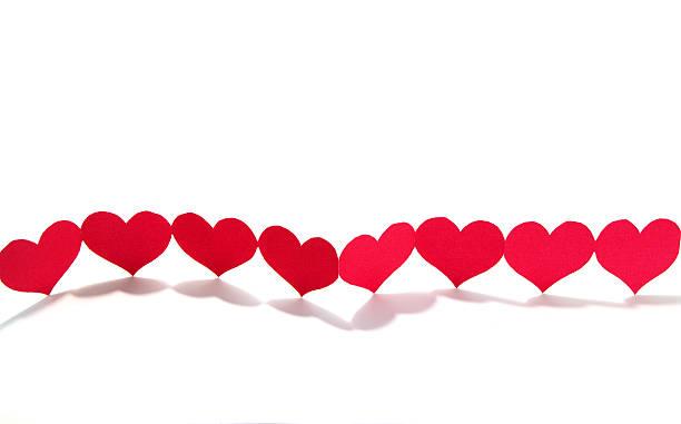 Paper Hearts:スマホ壁紙(壁紙.com)