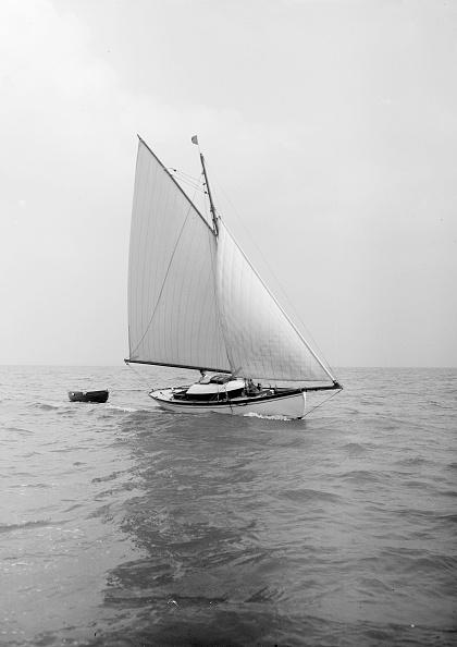 Cutting「The Gaff Rigged Yacht Nautilus」:写真・画像(17)[壁紙.com]
