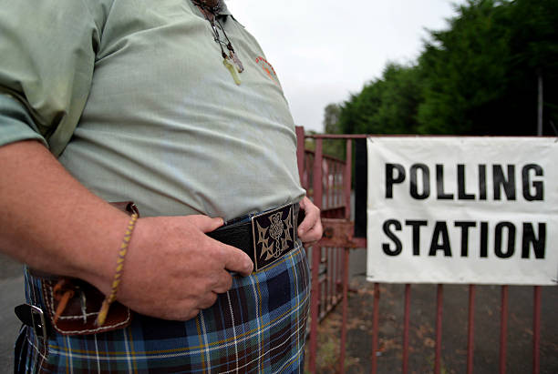 People Of Scotland Take To The Polls To Decide Their Country's Fate In Historic Vote:ニュース(壁紙.com)