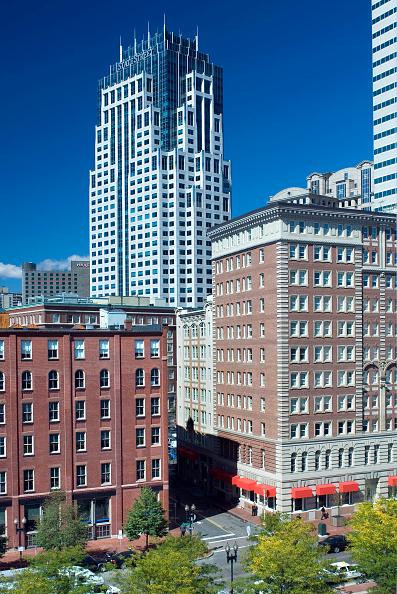 skyscraper「Boston historic towers, Boston, USA」:写真・画像(19)[壁紙.com]
