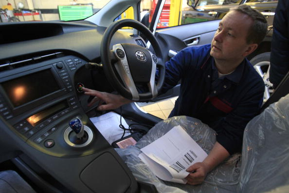 Mechanic「Global Recall Of The Toyota Prius After Breaking Problems」:写真・画像(4)[壁紙.com]