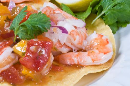 Taco「Shrimp Ceviche Tostada」:スマホ壁紙(15)