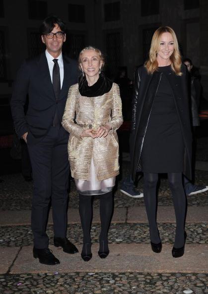 Frida Giannini「Vogue.it: Milan Fashion Week Womenswear A/W 2010」:写真・画像(14)[壁紙.com]
