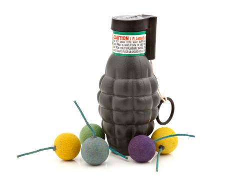 Firework - Explosive Material「Smoke Bombs and Grenade Fireworks」:スマホ壁紙(13)