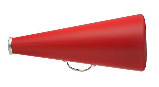 Red Megaphone:スマホ壁紙(壁紙.com)
