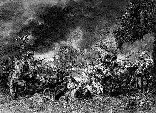 Louis XIV Of France「Battle of La Hogue」:写真・画像(15)[壁紙.com]