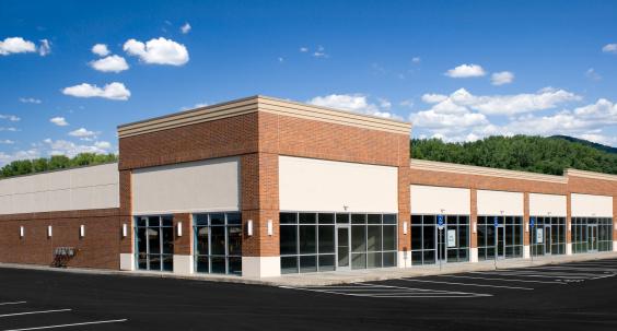 Retail「New Strip Mall」:スマホ壁紙(2)