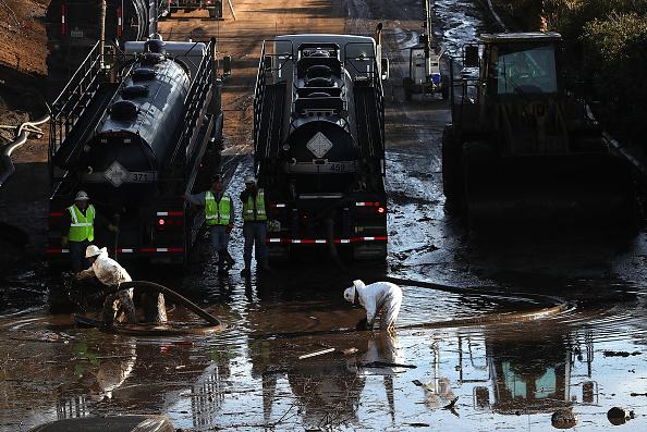 トップランキング「Mudslides Kill At Least 17 People In Santa Barbara County Where Wildfire Scorched Hillside」:写真・画像(1)[壁紙.com]