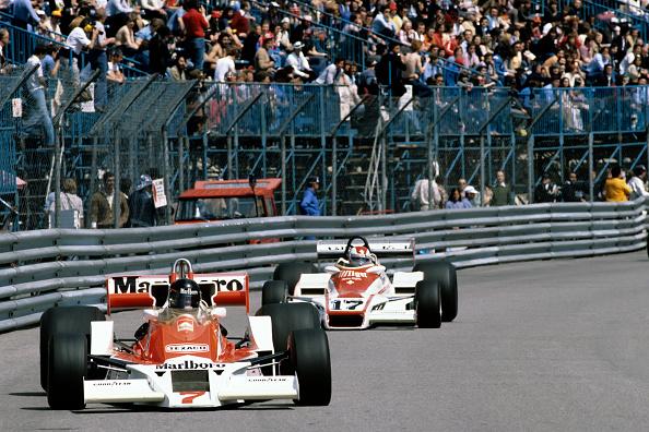 Motorsport「James Hunt, ClayRegazzoni, Grand Prix Of Monaco」:写真・画像(3)[壁紙.com]