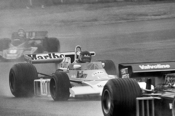 Japanese Formula One Grand Prix「James Hunt, Grand Prix Of Japan」:写真・画像(9)[壁紙.com]
