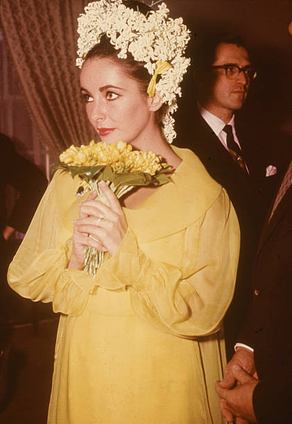 Elizabeth Taylor's Marriage To Richard Burton:ニュース(壁紙.com)