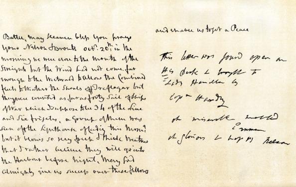 Culture Club「Viscount Horatio Nelson -handwritten」:写真・画像(12)[壁紙.com]