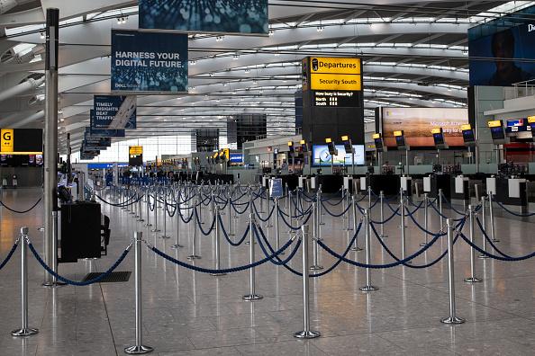 Heathrow Airport「British Airways Pilots Strike Over Pay」:写真・画像(1)[壁紙.com]