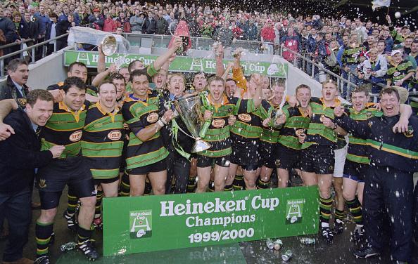 Rugby player Ben Cohen「Northampton Saints 2000 Heineken Cup Champions」:写真・画像(2)[壁紙.com]
