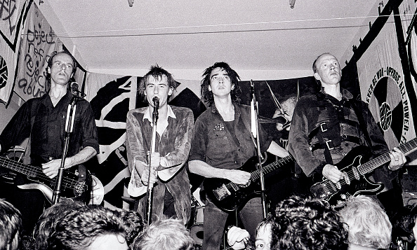 Andy Phillips「Crass At St Phillips Community Centre In Swansea」:写真・画像(14)[壁紙.com]