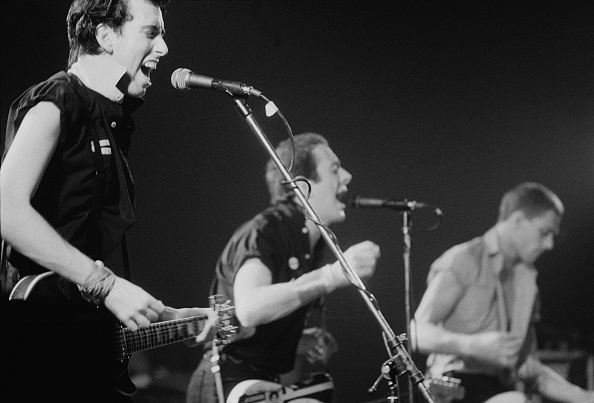 1979「The Clash In New York」:写真・画像(13)[壁紙.com]