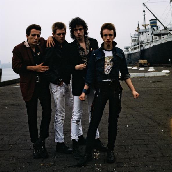 1978「The Clash In New York」:写真・画像(16)[壁紙.com]