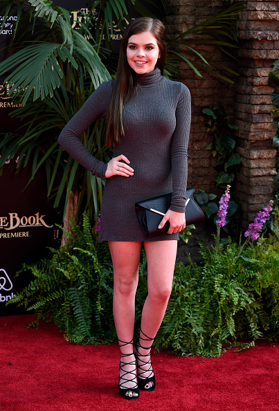 "El Capitan Theatre「Premiere Of Disney's ""The Jungle Book"" - Arrivals」:写真・画像(2)[壁紙.com]"