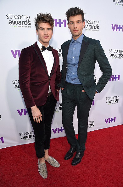 Loafer「The 5th Annual Streamy Awards - Red Carpet」:写真・画像(15)[壁紙.com]