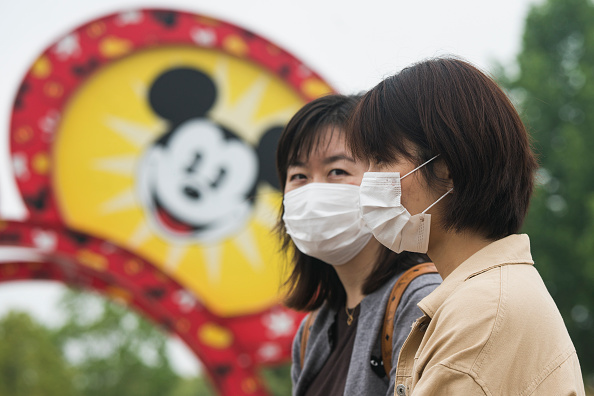 Disney「Disneyland Imposes Social Distancing Measures In Shanghai Amid The Coronavirus Pandemic」:写真・画像(18)[壁紙.com]