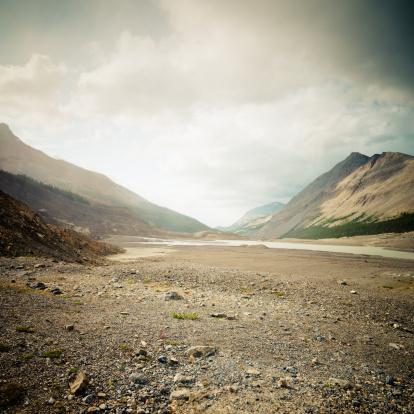 Wilderness Area「Canadian Rockies Columbia Ice Field」:スマホ壁紙(0)