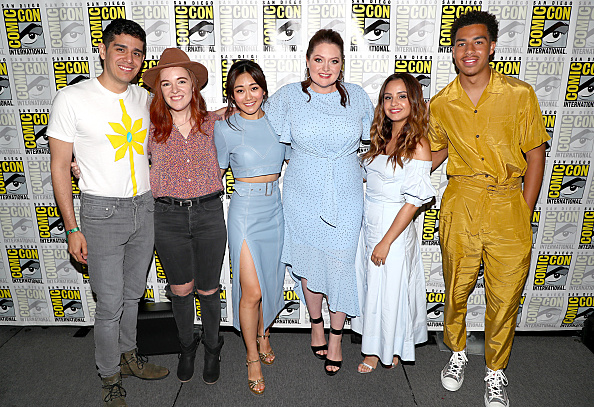 Comic con「DreamWorks She-Ra And The Princesses Of Power At San Diego Comic-Con」:写真・画像(14)[壁紙.com]