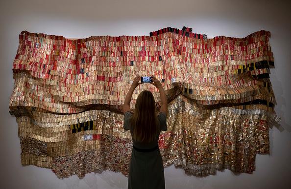 Art「Sotheby's Sale Of Modern & Contemporary African Art」:写真・画像(7)[壁紙.com]